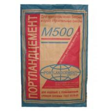 Портландцемент м500 40кг