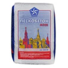 Пескобетон М-300 Русеан 40 кг