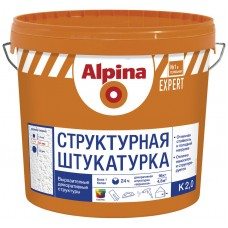Alpina EXPERT Структурная штукатурка