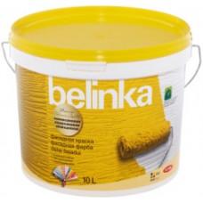 BELINKA самоочищающаяся силоксановая фасадная краска