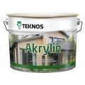 AKRYLIN краска для домов