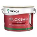 SILOKSAN FACADE Силиконо-эмульсионная краска