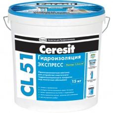 Ceresit CL 51 Эластичная гидроизоляционная мастика