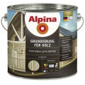 Alpina Grundierung für Holz Грунтовка для дерева