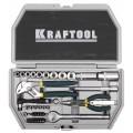 Набор слесарно-монтажных инструментов KRAFTOOL 38 предметов 27971-H38