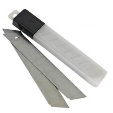 Лезвия для ножей, 7 сегментов, 18 х 100 мм 10 шт