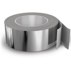 Скотч фольгированный алюминиевый 50мм х 50м