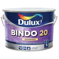 Dulux Bindo 20  Полуматовая латексная краска