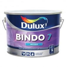 Dulux Bindo 7  Матовая латексная краска