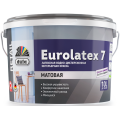 Водно-дисперсионная краска düfa Retail EUROLATEX 7