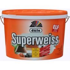 Краска воднодисперсионная Dufa Superweiss (Россия)
