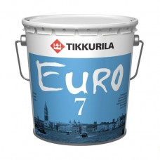 Краска TIKKURILA Euro 7 (Евро 7)