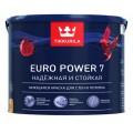 Tikkurila Euro Power 7 краска матовая моющаяся