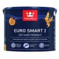 Tikkurila Euro Smart 2 глубокоматовая краска интерьерная