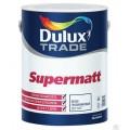 Dulux Supermatt  Глубокоматовая краска для стен и потолков