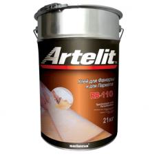 Artelit RB-110 каучуковый клей для фанеры и паркета 21кг