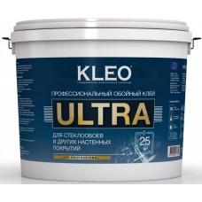 Готовый клей KLEO ULTRA для стеклообоев