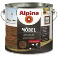 Alpina Möbel Лак для мебели