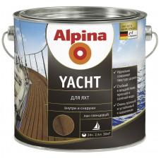 Лак яхтный Alpina Yacht