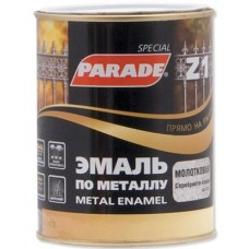 PARADE Z1 Эмаль антикоррозионная по металлу