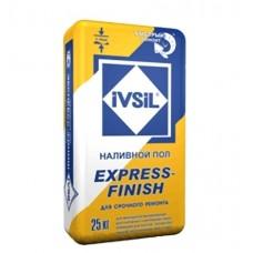 """IVSIL EXPRESS-FINISH"" наливной пол 25кг"