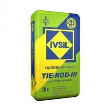 """""""IVSIL Tie-Rod-3"""" наливной пол 20кг"""