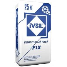 """""""IVSIL FIX"""" клей плиточный для внутренних работ 25кг"""