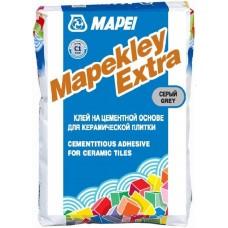 Mapekley Extra серый цементный клей для плитки