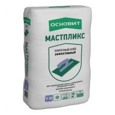 Основит Т-12 МАСТПЛИКС клей плиточный эффективный 25кг