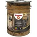 Alpina Lasur für Holzfassaden Лазурь для деревянных фасадов