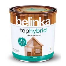 Гибридное декоративное покрытие для защиты древесины Tophybrid