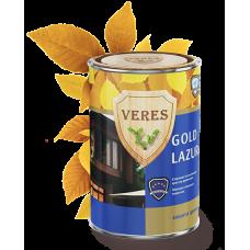 Veres Gold Lazura Глянцевая пропитка для древесины
