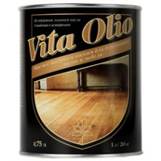VITA OLIO Масло с твердым воском для деревянных полов и мебели
