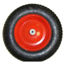 Колесо для тачки 4.80/4.00-8-2PR с камерой, диаметр 380 мм