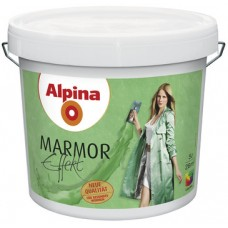 Alpina Marmor Effekt колеруемая шпатлёвочная масса