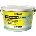 weber.vetonit LR Pasta готовая финишная шпатлевка