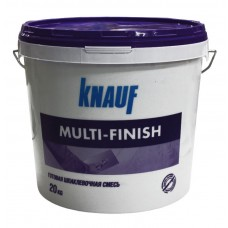 Knauf  Мульти-финиш готовая полимерная шпаклевка 20кг