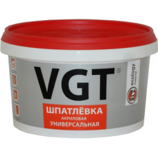 Шпаклевка для внутренних и наружных работ ВГТ