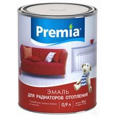 Эмаль для радиаторов отопления Premia