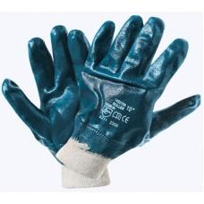 Перчатки маслобензостойкие нитриловые