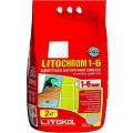 Затирочная смесь LITOKOL LITOCHROM 1-6 2кг