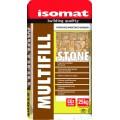 Цветной раствор для кладки, затирки камня и кирпича MULTIFILL-STONE ISOMAT