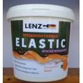 Краска трещиностойкая моющаяся Lenz elastic