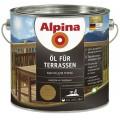 Alpina Öl für Terrassen Масло для террас