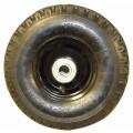 "Колесо для тачки с пневмошиной 3,00-4"", диаметр 260 мм"